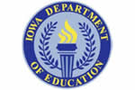 Iowa Department of Education Eduvision portal